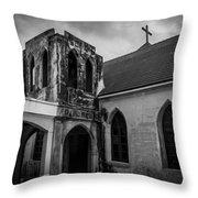 St. Francis Xavier's - 1 Throw Pillow