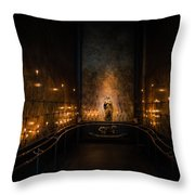 St. James Cathedral Throw Pillow