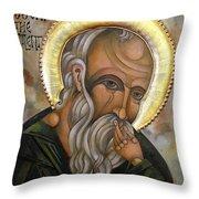 St John Throw Pillow