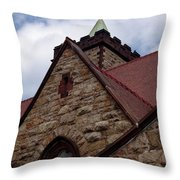 St John On The Point Throw Pillow