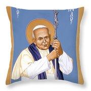 St. John Paul II - Rljp2 Throw Pillow