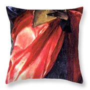 St John The Evangelist 1579 Throw Pillow
