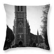 St. John's Church Tralee Ireland Throw Pillow