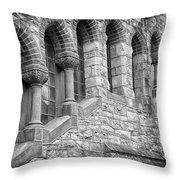 St. Mark's Episcopal Church Throw Pillow