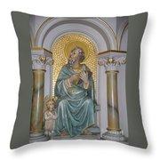 St. Matthew Throw Pillow