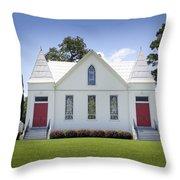 St. Matthews Lutheran Church 2 Throw Pillow