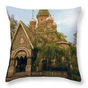 St. Nikolai Throw Pillow