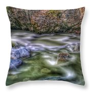 St. Paddy's River Throw Pillow
