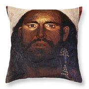 St. Paul - Lgpau Throw Pillow