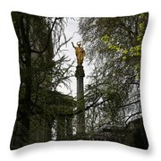 St. Pauls Cathedral 2 Throw Pillow
