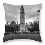 St Paul's Church A Portland Square Bristol England Throw Pillow