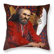 St. Peter - Lgptr Throw Pillow