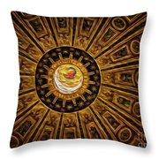 St. Peter's Duomo 2 Throw Pillow