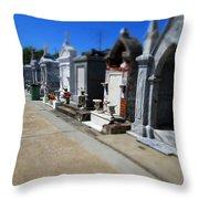 St. Roch #1 Throw Pillow