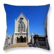 St. Roch Throw Pillow