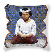 St. Timothy - Lgtmy Throw Pillow