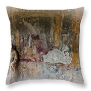 Stabian Baths - Pompeii 2 Throw Pillow