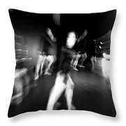 Stage Zoom - 1 Throw Pillow