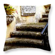 Stairs To Life Throw Pillow