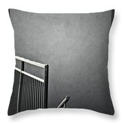 Stairwell Throw Pillow