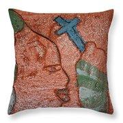 Stalwart - Tile Throw Pillow