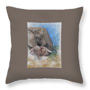 Stalwart Throw Pillow
