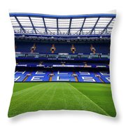 Stamford Bridge Throw Pillow