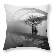 Stand Alone Throw Pillow by Amber Dopita