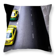 Standing By Throw Pillow