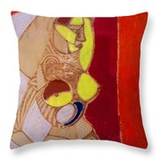 Standing Throw Pillow