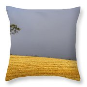 Standing Proudly Throw Pillow