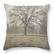 Stands Alone Throw Pillow