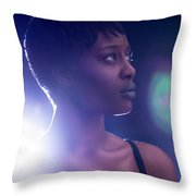 Star 2 Throw Pillow