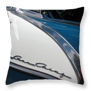 Star Chief II Throw Pillow