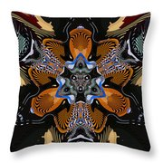 Star-crossed Lover Throw Pillow