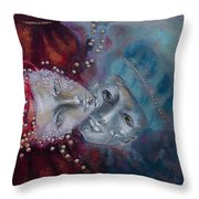 Star-crossed Lovers Throw Pillow