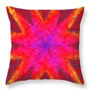 Star Nova Throw Pillow