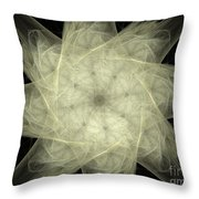 Star Of The Future Throw Pillow