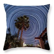 Star Party Throw Pillow