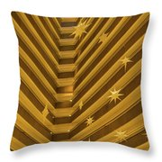 Star Story Throw Pillow