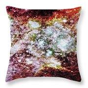 Star Travel, Day Xx37 Throw Pillow