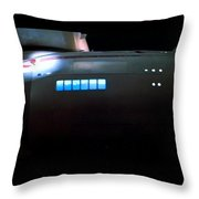 Star Trek The Motion Picture Throw Pillow