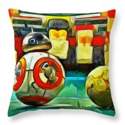 Star Wars Brothers - Pa Throw Pillow