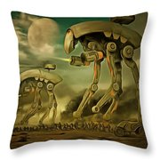 Star Wars Cockroaches Armour Throw Pillow
