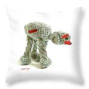 Star Wars Combat Crochet Armoured Vehicle Throw Pillow