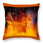 Star Wars Episode V The Empire Strikes Back Throw Pillow