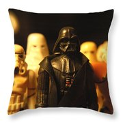 Star Wars Gang 3 Throw Pillow