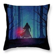 Star Wars - The Force Awakens Throw Pillow