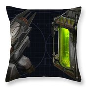Star Wars The Old Republic Throw Pillow