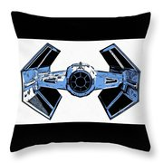 Star Wars Tie Fighter Advanced X1 Throw Pillow